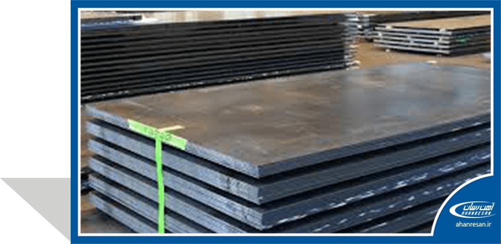 قیمت ورق سیاه 15 میل فولاد مبارکه