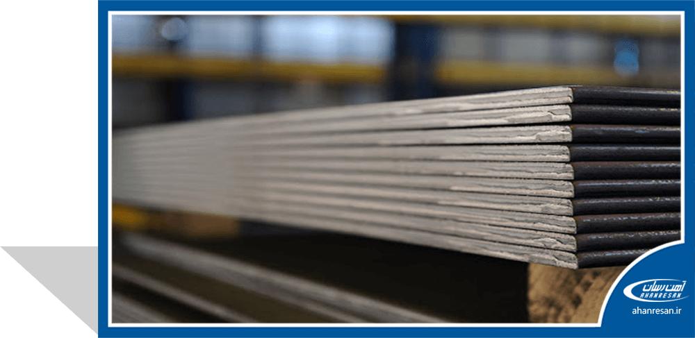 قیمت ورق ST52 فولاد مبارکه 12 میل