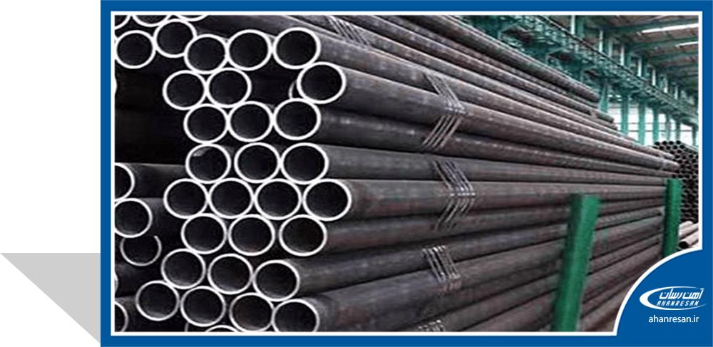 قیمت لوله استنلس استیل صنعتی مانیسمان 1 اینچ رده 40