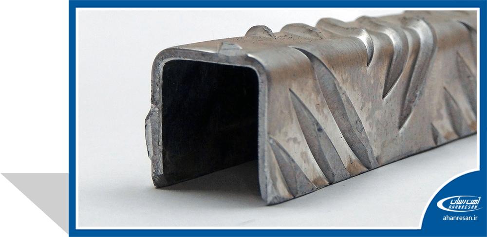 قیمت ورق آجدار 2 میل فولاد مبارکه شیت
