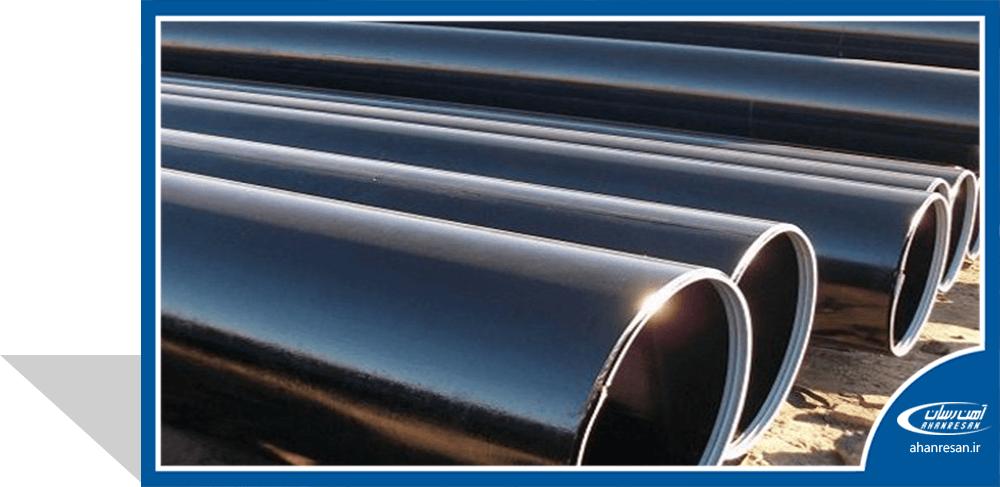 قیمت لوله استیل 316 صنعتی 3.4 اینچ رده 40