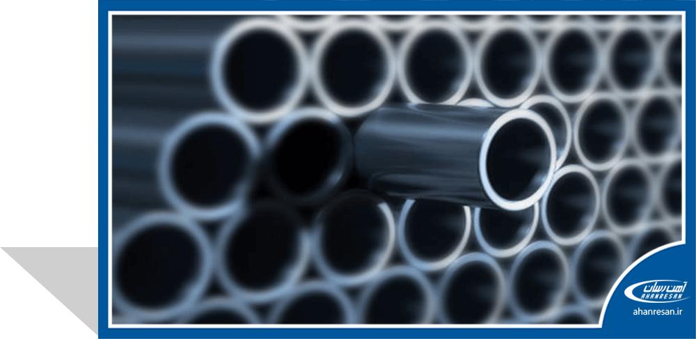 قیمت لوله استنلس استیل صنعتی درزدار 4 اینچ رده 10