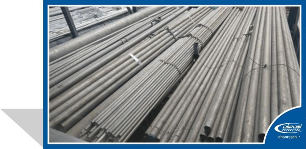 قیمت لوله استیل 316 صنعتی 1.2 اینچ رده 40