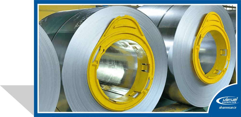 قیمت ورق روغنی فولاد غرب 0.35 میل 1000