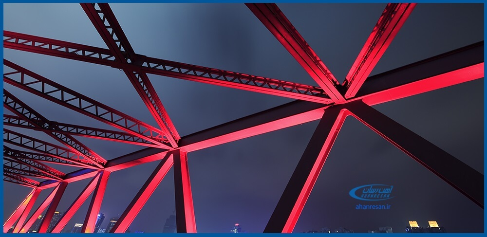 اتصالات سازههای فولادی