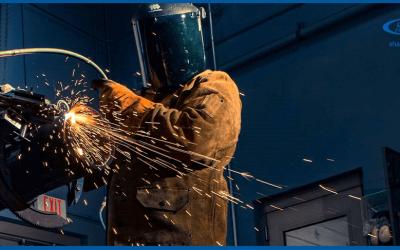 روش جوشکاری فلزات آهنی