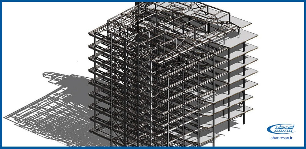 انتقال بار در سازههای فولادی