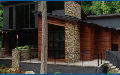انتخاب رنگ سقف فلزی