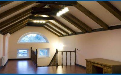انتخاب تیرهای مناسب برای سقف خانه