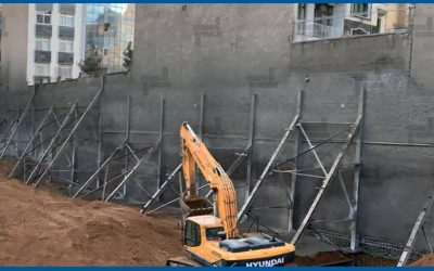 سازه نگهبان خرپایی چیست